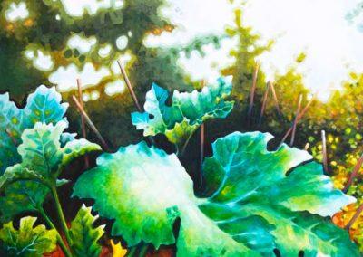© Katya Coad - Squash Blossom